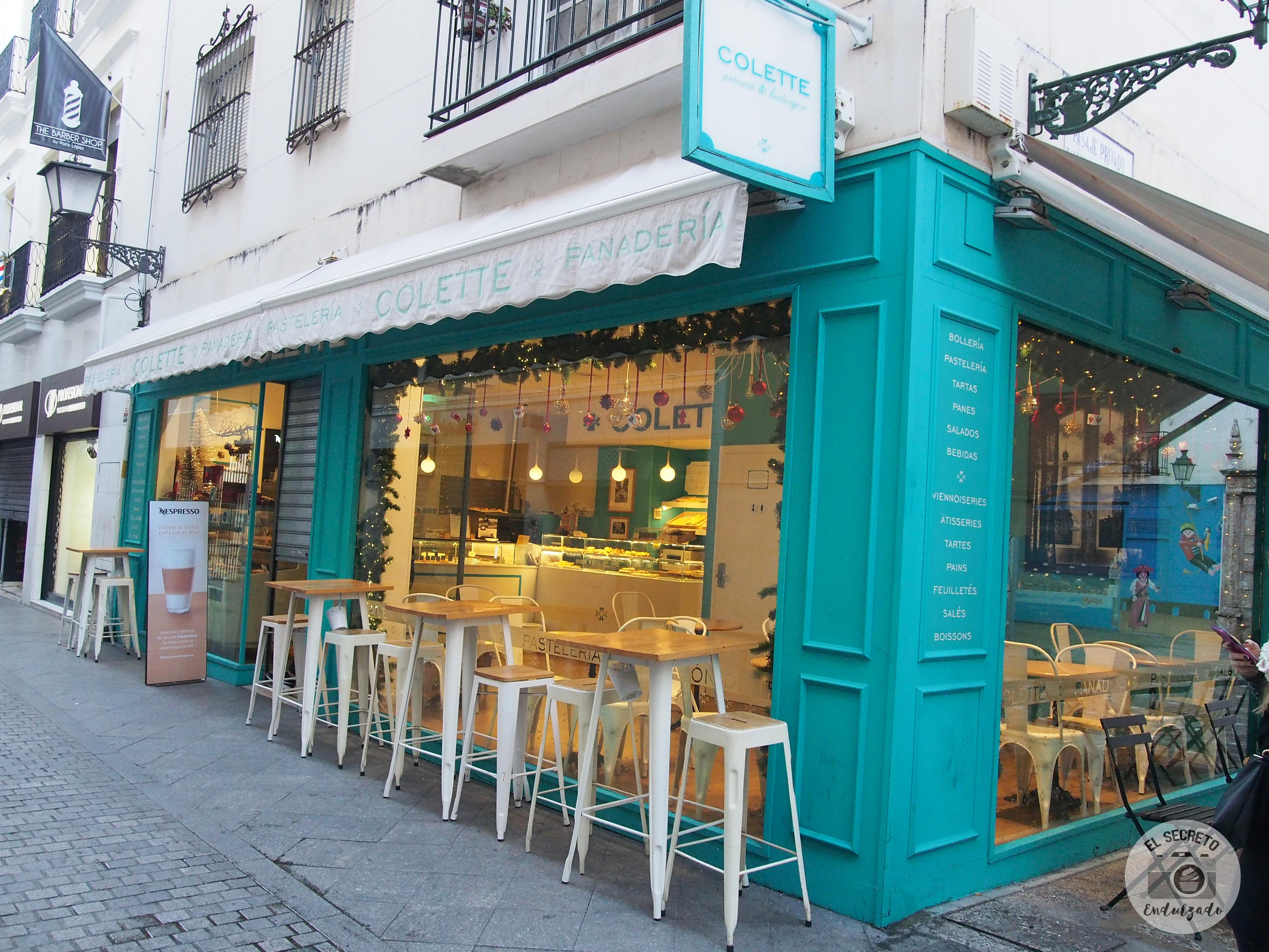 Sevilla Dulce - Colette