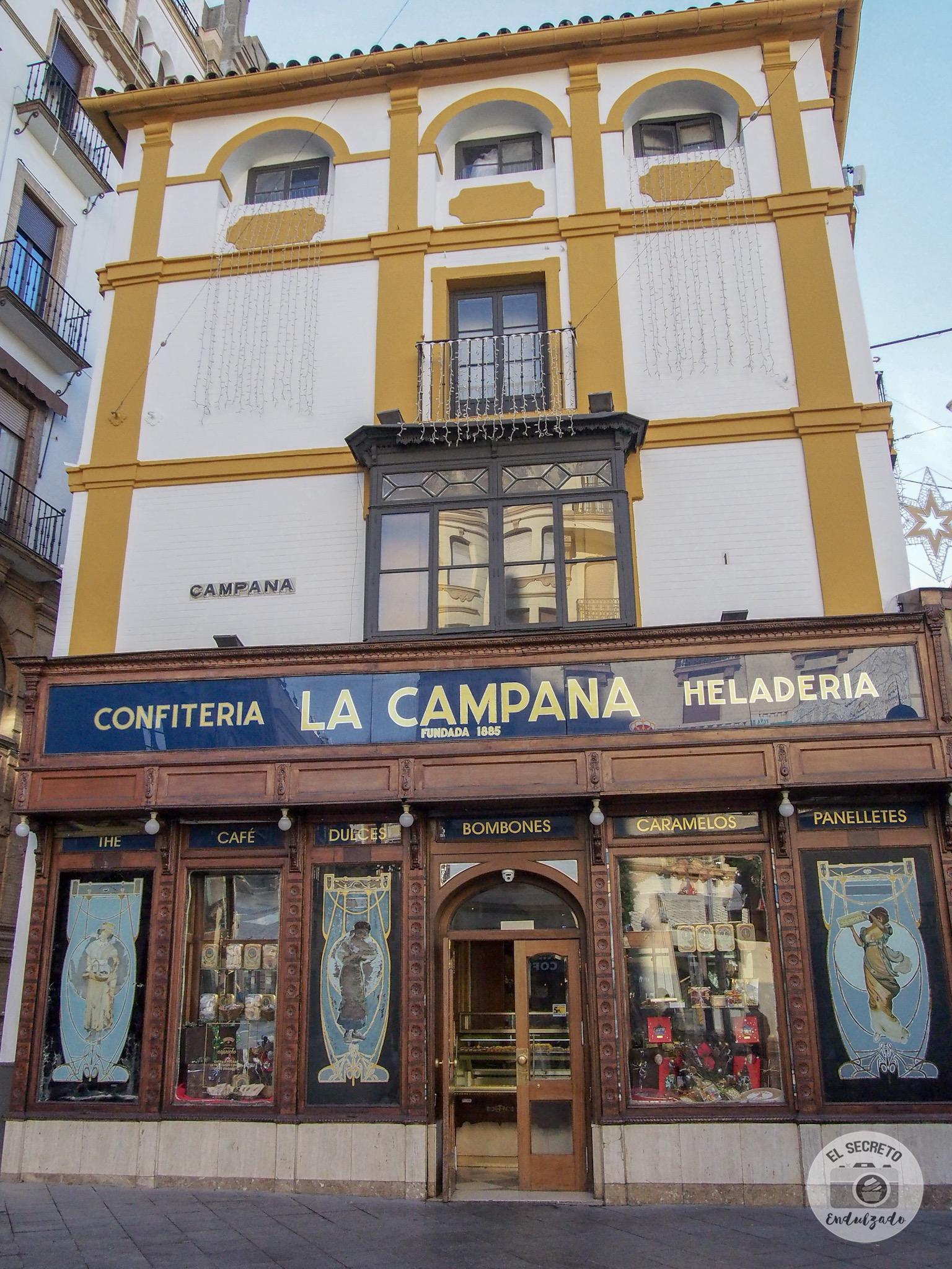 Sevilla Dulce - Confitería La Campana