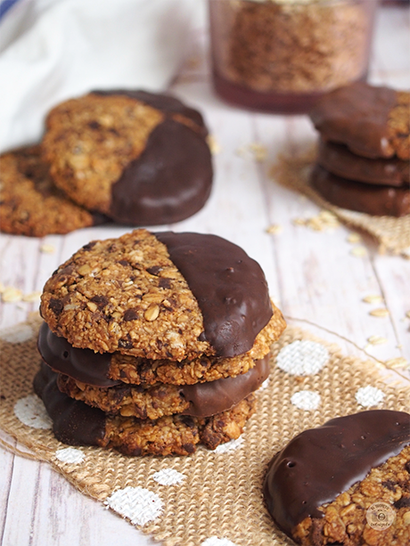 Cookies avena & chocolate oatmeal recipe
