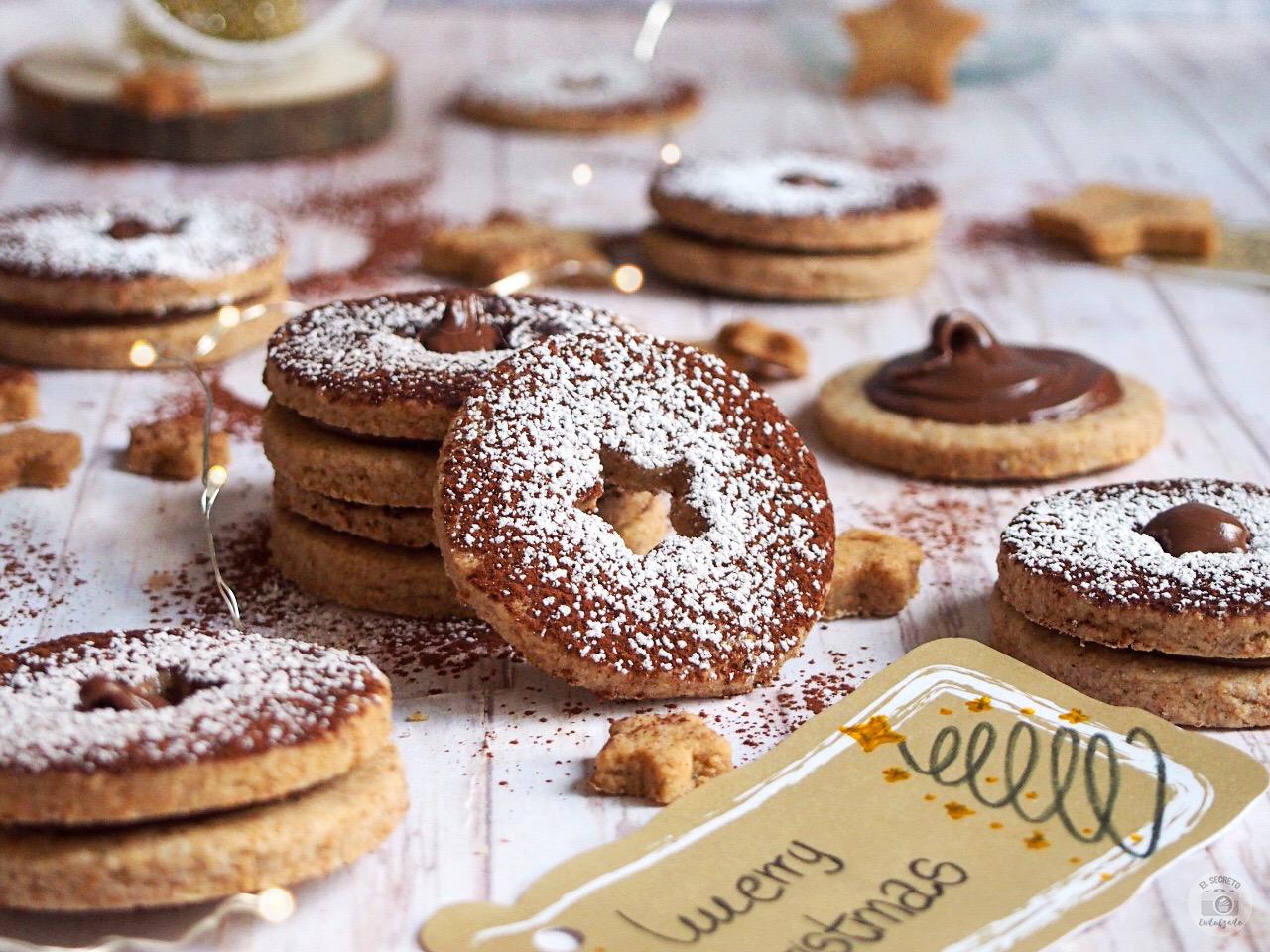 Cookies suizas Spitzbuben