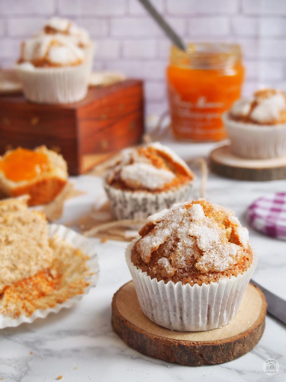 Recetas magdalenas caseras Muffins recipe