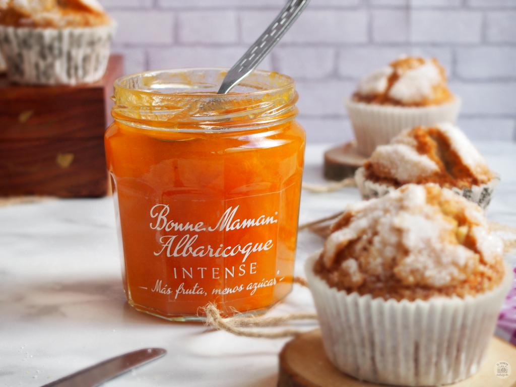 Receta magdalenas caseras muffins recipe