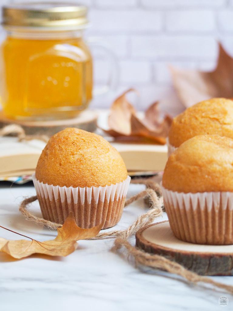Desayuno magdalenas - Breakfast muffins