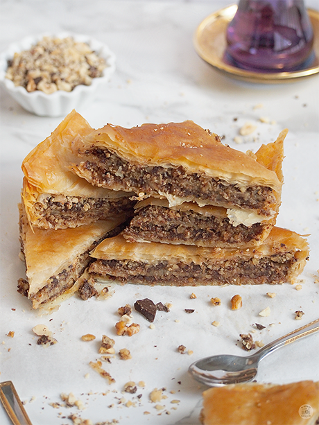 Baklava de Chocolate