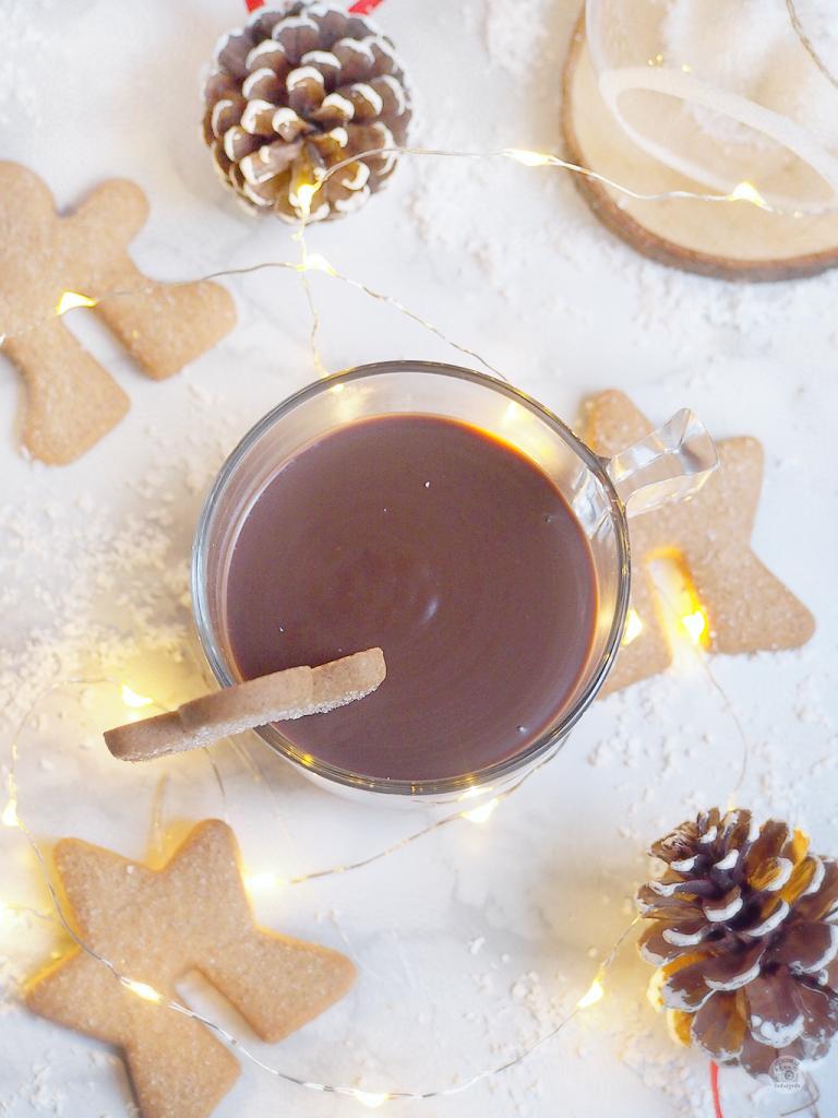 Chocolate Caliente con Naranja - Hot Cocoa with Orange