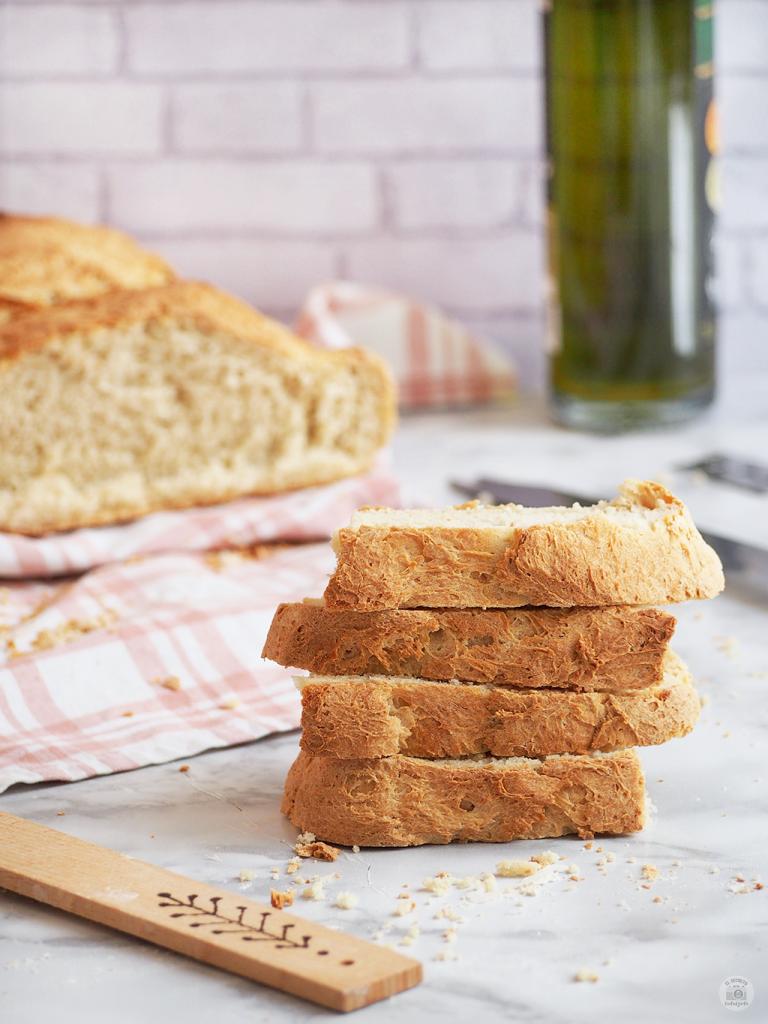 Pan casero Bread Homemade